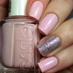 Pretty Party Nails for womens 2014