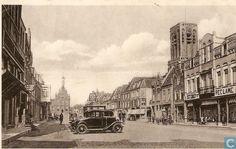 De Culemborgse markt in 1942
