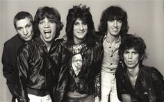 The Rolling Stones - Great live band, great album band ... got to see them 4 times in the 70's and early 80's