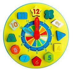 #YesStyle - #Hello Mammy Kids Toy Number and Clock - AdoreWe.com