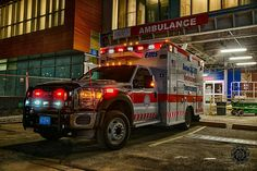 New Boston EMS Ambulance 2017