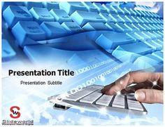 #Technology #PowerPoint #Presentation