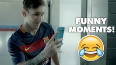 Messi is cute, right?