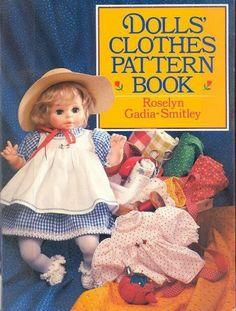 PATRONES COSTURA - Doll clothes pattern book - Kekas Patrones - Веб-альбомы Picasa
