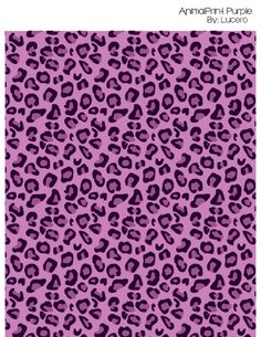 Papel deco Fans_Animal Print- Lucero