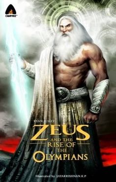 Zeus and the Rise of the Olympians: A Graphic Novel (Campfire Graphic Novels)  Used Book in Good Condition
