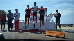 El Club Triatlón Alto Palancia consigue los primeros puestos en el IV Triatlón de Oropesa del Mar