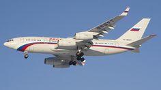 RA-96021   Ильюшин Ил-96-300ПУ   Rossiya Airlines   JetPhotos