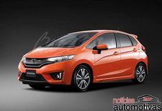 Mais imagens do Novo Honda Fit surgem na internet