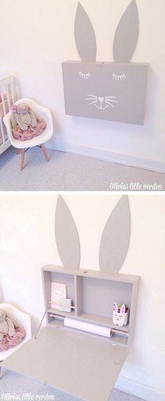 Creative decoration for girl