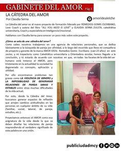 """Conoce """"La Catedral del Amor"""" junto a Claudia Serna de @amoridealelche en la Edición Octubre 2017 de nuestra Revista Digital Publiciudadmcy.  Link en nuedtra Bio.  #tevistadigital #publiciudadmcy #amor #coaching #pareja #lacatedraldelamor #elche #alicante #sevilla #barcelona #madrid #españa #miami #colombia #bogota #cucuta #argentina #maracay #publicidad  #magazine #aragua"""