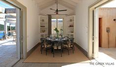 Corfu Luxury Villas, Luxury Villa rentals in Corfu , Gaia Estate, Ionian Islands, Greece