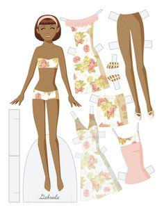 GABRIELA  by Julie Matthews from Paper Doll School