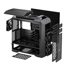 Cooler Master MasterCase Pro 5 (Black) - Chassis - Lowest price, test and reviews