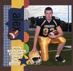 Football... one like this but as T-Ball for my Nasty Nate!