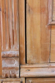 forever*cottage: Using Liming Wax on Pine…. Pine Furniture, Liming Wax, Armoire Makeover, Furniture Rehab, Furniture Wax, Wood Doors Interior, Furniture Makeover, Furniture Finishes, Pine Cabinets