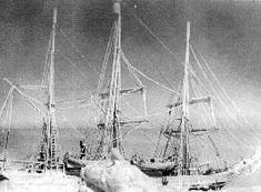 Antártida: El Bélgica atrapado entre los hielos