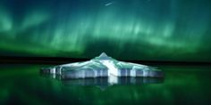 Behold, The World's First Floating Snowflake Hotel