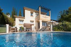 5 Bedroom, 4 Bathroom Costa den Blanes Villa for sale in Malaga Province, Spain – Ref 195204