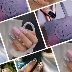 nail art trends 2021 Nail Art Stickers, Nail Decals, Sheer Shades, Finger Nail Art, Lady Fingers, Funky Nails, Manicure At Home, Accent Nails, Cow Print