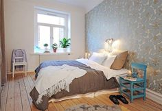 30 Beautiful & Modern Swedish Bedroom Designs | Interior Design | Ideas and Inspirations | homedeco2u
