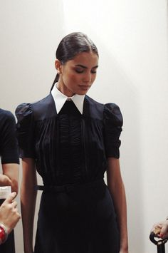 First looks backstage #RLResort. Photographed by Miguel Yatco.