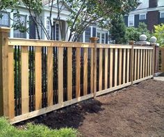 Arts And Crafts Style Fences Google Search Ideas For