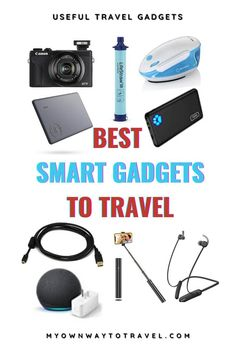 Travel Gadgets, Travel Hacks, Travel Advice, Travel Essentials, Travel Ideas, Travel Inspiration, Packing List For Travel, Travelling Tips, Packing Lists