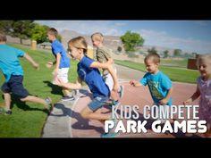 CLASSIC PARK GAMES | Kids Compete!