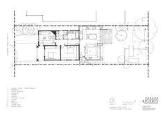 Brunswick West House,Proposed Floor Plan - Sketch