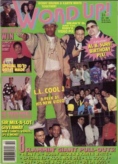12 Magazine Covers That Perfectly Sum-Up Hip-Hop's Golden Era  http://www.oldschoolparties.co.za