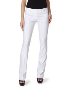 Pants for Women: Exact Stretch Straight Leg Pant: The Limited