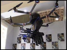 Lanzan un dron para control de manifestaciones en Brasil - http://webadictos.com/2015/04/22/dron-para-control-de-manifestaciones/?utm_source=PN&utm_medium=Pinterest&utm_campaign=PN%2Bposts