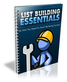 List Building Essentials (PLR)