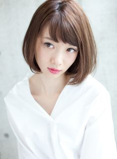 クラシックボブ【Marco】http://beautynavi.woman.excite.co.jp/style/detail/53573?pint≪ #bobhair #bobstyle #bobhairstyle #hairstyle・ボブ・ヘアスタイル・髪型・髪形 ≫