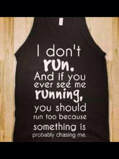 Yup... perfect funny tank top