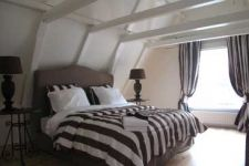 Bedroom Flower Market Suite Apartment Amsterdam