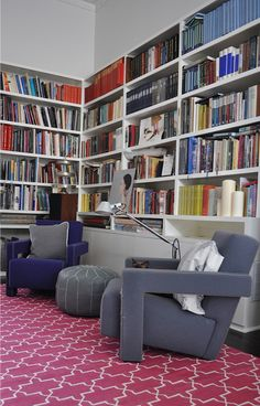 Lovely bookshelves