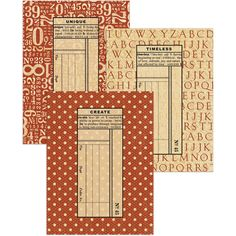 Staples - Policy Envelopes-ATC Red