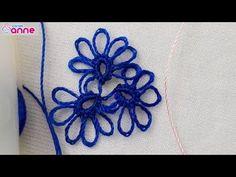 Üçlü Bayram Şekeri Mekik Modeli Yapımı - YouTube Tatting, Elsa, Collars, Crochet, Youtube, Model, Handmade, Ear Rings, Needle Tatting Patterns