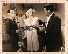 The Postman Always Rings Twice - LANA TURNER & JOHN GARFIELD