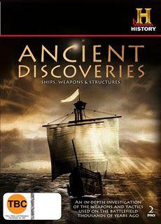 Η ΛΙΣΤΑ ΜΟΥ: Αρχαίες ανακαλύψεις ~ Υπερ-μηχανές της αρχαιότητας...
