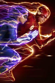 Series Dc, Flash Tv Series, Drama Series, The Flash Poster, Foto Flash, Flash Characters, Flash Comics, Flash Barry Allen, Flash Wallpaper