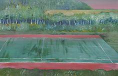 불확실한 경계는 항상 존재하는 것이 맞다, 72 x 110cm, oil on canvas, 2014   http://e-tat4.wix.com/gyunghwa-roh