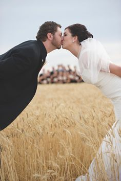 Saskatchewan Wedding | On SMP: http://www.stylemepretty.com/canada-weddings/saskatchewan/2013/11/27/saskatchewan-wedding-from-prairie-lane-photography | Photography