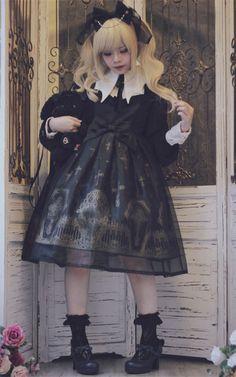 #gothiclolita #lolitafashion