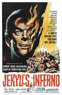 Las dos caras del Dr. Jekyll  (1960). Jekyll's Inferno