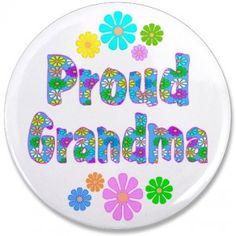 .Proud Grandma
