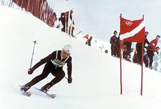 "Nancy Greene has skied since age 3. Greene won the skiing World Cup 14 times, was the Canadian ski champion nine times, and the United States ski champion three times. These accomplishments resulted in her two-time label of Canadian ""Athlete of the Year"". Greene was appointed to the Canadian Government's ""Task Force on Sport,"" 1968. These victories are said to be because of Greene's ""'go for it' attitude and her aggressive style of skiing,"" something many athletes should aspire to have."