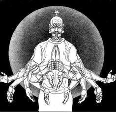 netero pray - Google Search